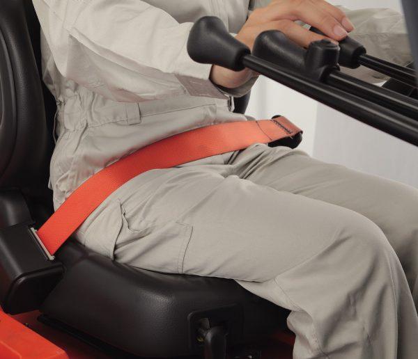 Cinturón de seguridad Autoelevador serie Z