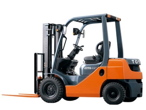 autoelevador Diesel 8FGD10-35