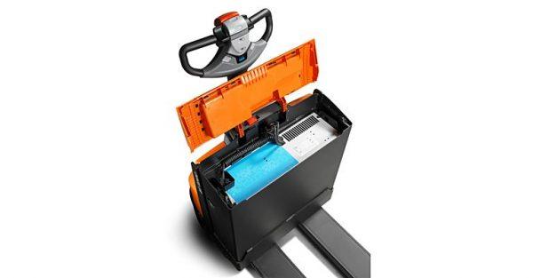 sistema de baterías de litio