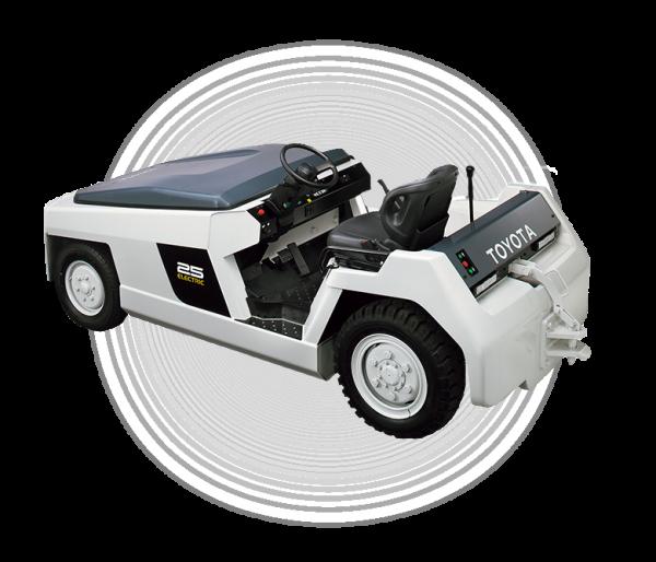tractor de arrastre 3TE